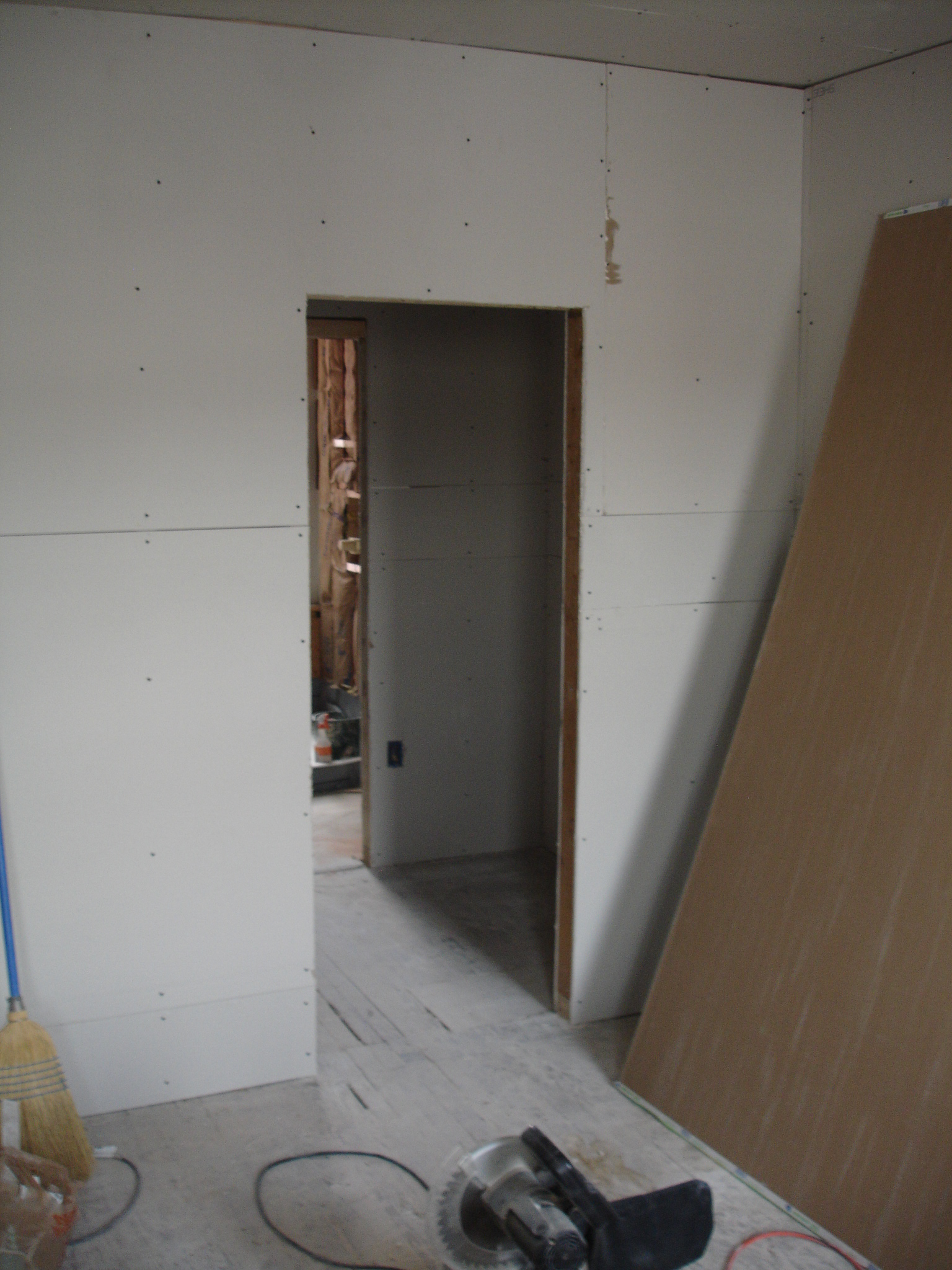 gypsum guys There's one myth about drywall that i hear all the time: the taper will fix it it's  used time and again to justify poor cutting and hanging a lot of guys believe that .